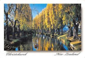 New Zealand Christchurch River