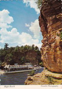 Wisconsin Dells High Rock