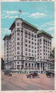 ATLANTA, Georgia; Georgian Terrace Hotel, 1900-10s