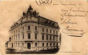 CPA ROANNE Chambre de Commerce (338791)