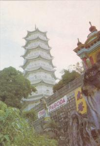 Dragon and Tiger Pagodas, KAOHSIUNG CITY, Taiwan, 50-70's