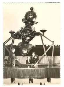 RP;The London Planettarium ZEISS Projector, England, 40-50s
