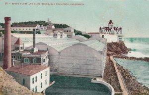 SAN FRANCISCO, California, 1900-10s ; Sutro Baths & Cliff House