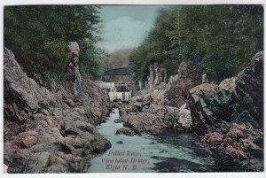 Elgin, N.B., Pollett River, View below Bridge