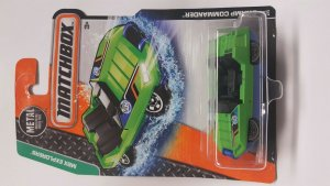 Matchbox Car #99 Swamp Commander