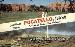 Pocatello, Idaho,s; Pocatello, ID