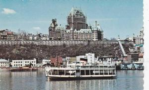 S/S Radisson , Quebec et LEVIS, Canada , 40-60s