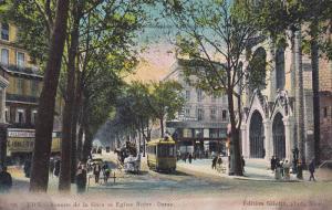 Partial Street View, Veterinaire Store, Avenue De La Gare Et Eglise Notre-Dam...