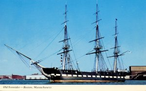 MA - Charlestown, Boston. USS Constitution (Old Ironsides)