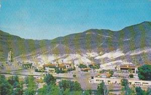 California Death Valley Scotty's Castle 1965