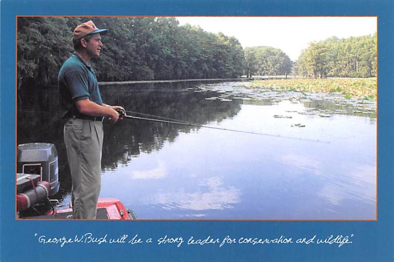 Fishing - Governor Bush