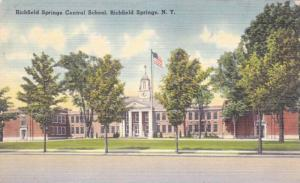 Richfield Springs Central School,Richfield Springs,New York,PU-40-60s