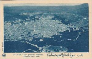 Morocco Fez General aerial view 1920-30s
