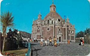 Exterior del Pocito en la Villa de Guadalupe Mexico 1984