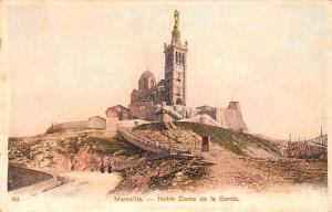 France Marseille Notre Dame de la Garde