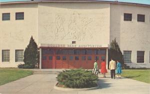Collage Park Auditorium, JACKSON, Mississippi, 40-60´
