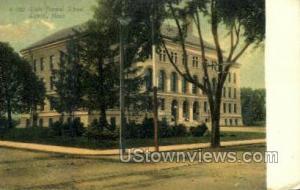 State Normal School Lowell MA Unused