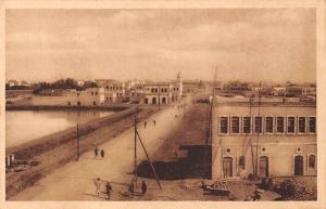 Djibouti - Rue d'Ambouli, Postcard