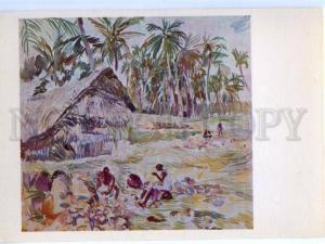 153533 OCEANIA Papua New Guinea Lavongai New Hanover Island