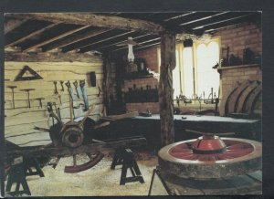 Hampshire Postcard - Romsey - Paultons Country Park - Wheelwright Shop RR7529