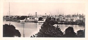 Panoramic view of Boulak Cairo Egypt, Egypte, Africa Unused