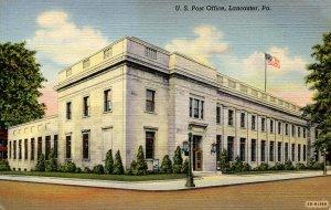 PA - Lancaster. US Post Office