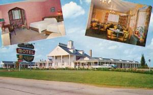 MD - Newburg, White House Motel, Restaurant & Cocktail Lounge