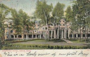 LENOX, Massachusetts, 1906;  Aspinwall Hotel