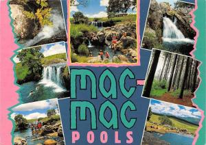 South Africa Mac-Mac Pools, Eastern Transvaal, different views