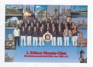 Kölner Shanty-Chor, Marinekameradschaft Köln Von 1891 e.V., Köln, Germany,...