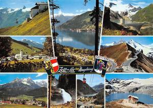 Zell am See umgebung multiviews Schmittenhoehe mit Kitzsteinhorn Kaprun