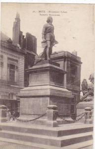 France Metz Monument Fabert
