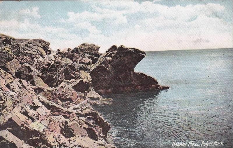 Pulpit Rock,  Nahant,   Massachusetts,   PU_1907