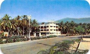 Hotel Las Hamacas Acapulco Mexico Tarjeta Postal Unused