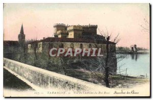 Postcard View of Old Tarascon Chateau du Roi Rene