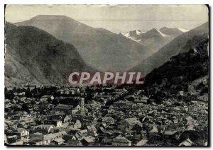 Modern Postcard Luchon Haute Gar Vue Generale