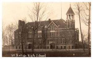 Wisconsin  Antigo , High School ,  RPC