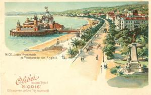 Nice, Jetee Promenade et Promenades des Anglais, Olibet