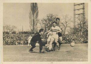 Hungary Budapest Honved - Miners Salgotarjan football match Postcard