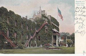 AUBURN, New York, 1900-10s; Auburn Prison, Front View, TUCK 2490