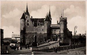 Le Steen,Antwerp,Belgium BIN