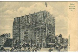 Hotel Iroquois , BUFFALO , New York , Pre-1907