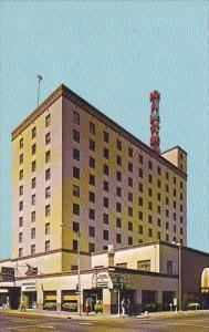 The Hilton Hotel Downtown Albuquerque New Mexico