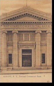 New York Albany National Commercial Bank