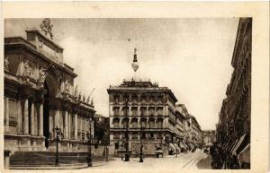 CPA Roma Via Nazionale-Palazzo delle Belle Arti. ITALY (552255)