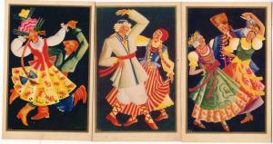 3 - Tance polskie