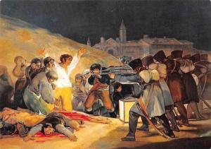 Goya The 3rd of May, 1808, El 3 de Mayo