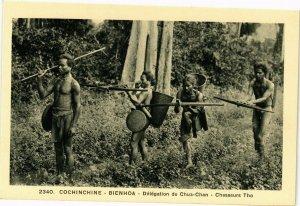 VIETNAM INDOCHINE - Bienhoa - Délégation de Chua-Chan (190136)