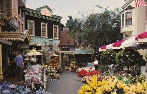 DISNEYLAND , 1961 ; Flower Mart