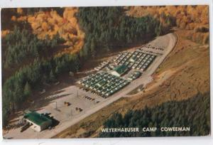 Weyerhaeuser Sales Co. Longview WA, Camp Coweeman